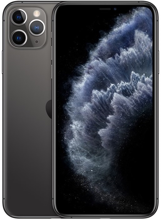 Image of   Apple iPhone 11 Pro Max 256GB Space Gray