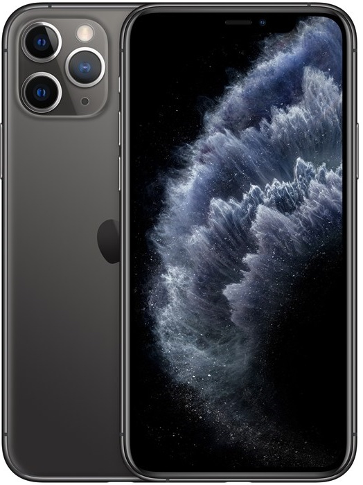 Image of   Apple iPhone 11 Pro 256GB Space Gray