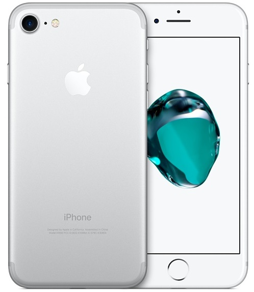 Image of   Apple iPhone 7 128GB Sølv