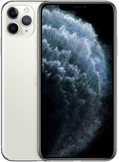 Apple iPhone 11 Pro Max 256GB Sølv