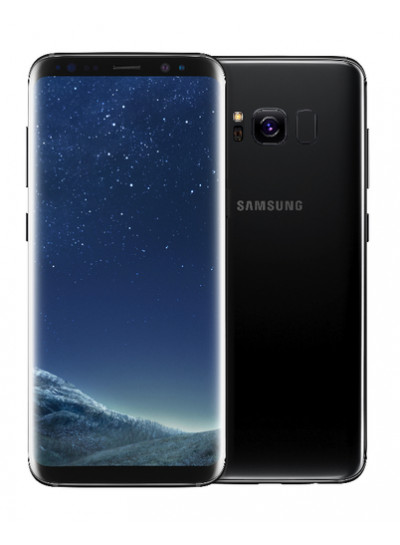 Samsung Galaxy S8 Sort