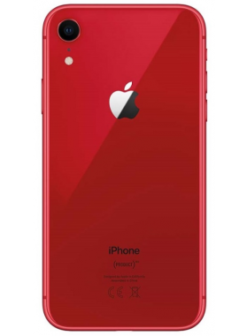 Apple iPhone XR 128GB Rød