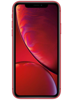 Billig iPhone XR Rød
