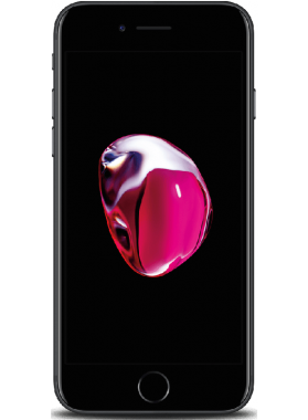 Apple iPhone 7 128GB Sort