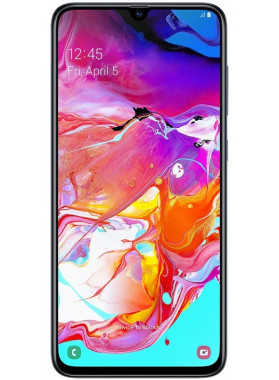 Billig Samsung Galaxy A70 Sort