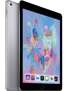 "Apple iPad (2018) 9.7"" 4G 32GB Space Grey"