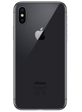 Køb iPhone X / iPhone 10 64GB Space Grey billig