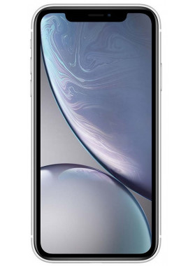 Apple iPhone XR 128GB Hvid