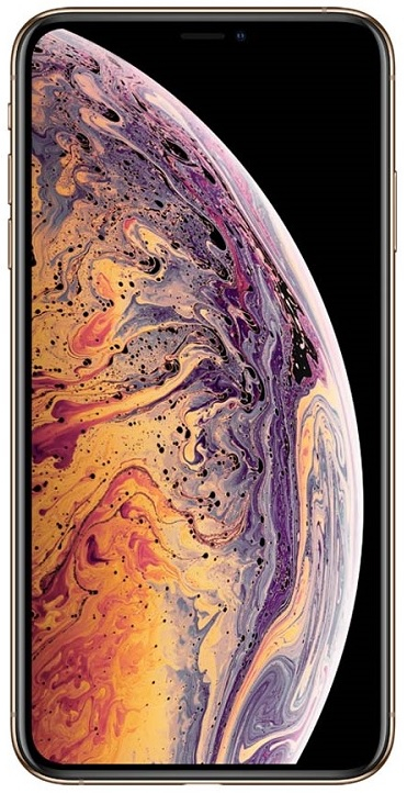 Image of   Apple iPhone XS 256GB Guld