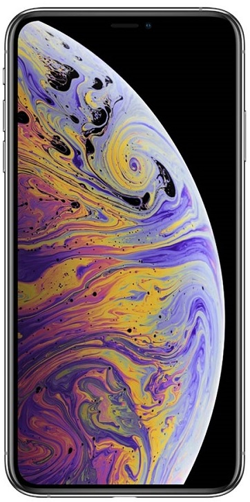 Image of   Apple iPhone XS 64GB Sølv