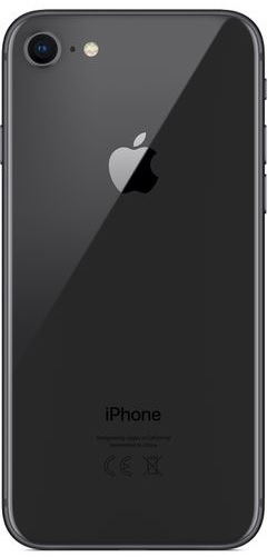 Image of   Apple iPhone 8 128GB Space Grey