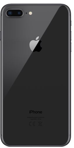 Image of   Apple iPhone 8 Plus 64GB Space Grey
