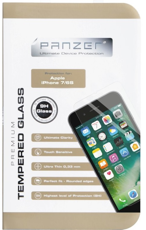 Image of   Panzer Glass til Apple iPhone 7