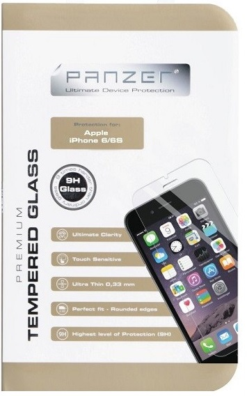 Image of   Panzer Glass til Apple iPhone 6 / 6S