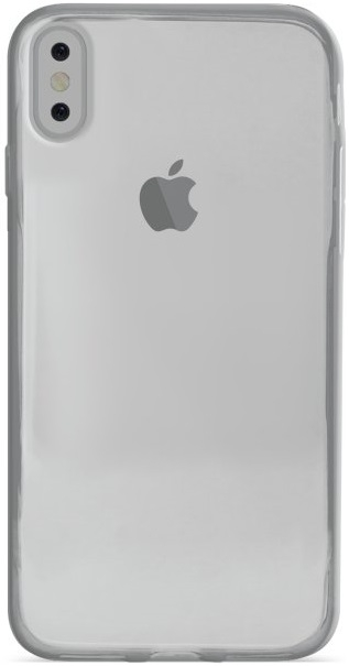 Image of   Gennemsigtigt Puro 0.3 Silikone cover til iPhone X/XS